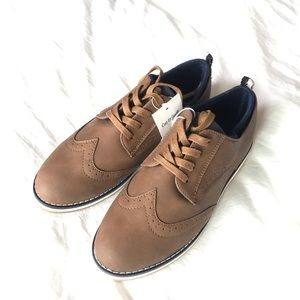 Boys Oxford Shoes